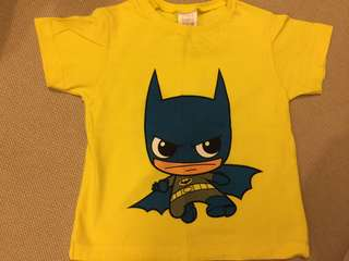 Zara Batman Top