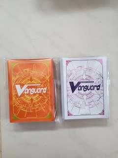 Vanguard sleeves