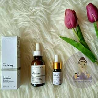 The Ordinary Granactive Retinoid 2% Emulsion (sebelumnya bernama Advanced Retinoid 2%)