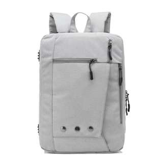 HOMEbase Bag - Laptop (3 Buttons) GREY_bag8868