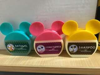 Mickey Mouse Toiletries Set