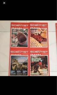 Singapore Scientist magazine