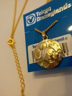 日本東京迪士尼飾物(頸鏈)6