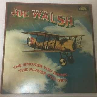Joe Walsh – The Smoker You Drink, The Player You Get, Vinyl LP, Probe – SPB-3021, 1973, UK