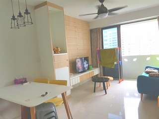 310C Punggol walk common room for rent