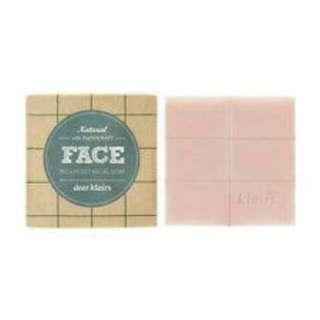 [Dear, Klairs] The Rich Moist Facial Soap