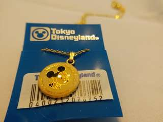 日本東京迪士尼飾物(頸鏈)7
