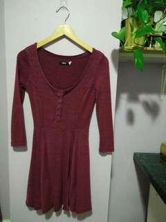 BDG Jersey Dress