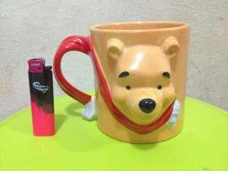 Winnie the pooh porcelin mug