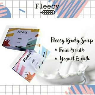 Fleecy Body Soap Fruitamin