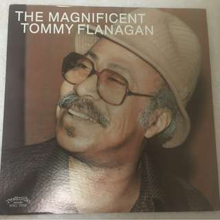 Tommy Flanagan ‎– The Magnificent, Vinyl LP, Progressive Records ‎– PRO 7059, 1981, USA