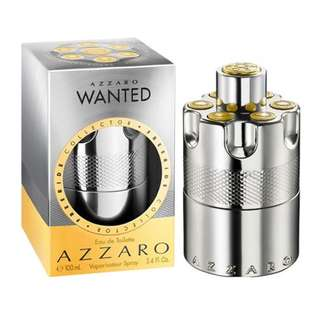AZZARO WANTED EDT FOR MEN