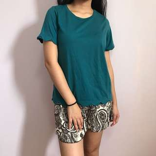 ForMe Teal Top