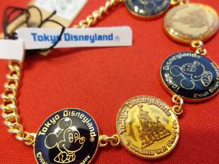 日本東京迪士尼飾物手鏈