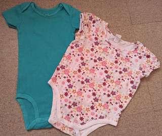 Preloved onesies for baby girl