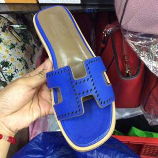Hermes (Royal blue and Black)