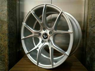 vorstainer velg ring 18x8-9 cocok camry accord civik innova terios crv xtrail vitara escape dll