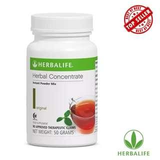 Herbalife Herbal Concentrate Tea 50g (Low Calorie)