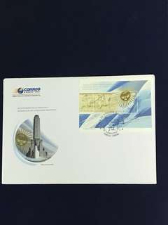 Argentina Miniature Sheet FDC As In Pictures