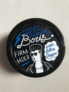 Pomade barberbros boris firm hold