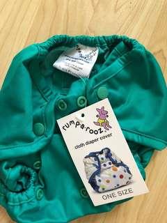 BN Kanga Care Rumparooz One Size Cloth Diaper Cover Bundle