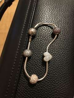 Pandora bracelet charms essence