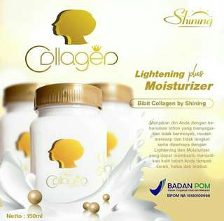 Bibit Collagen By Shining