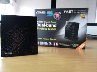 Asus RT-N56U Dual-band Wireless-N600 Router