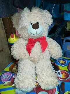 Teddy Bear with ribbon