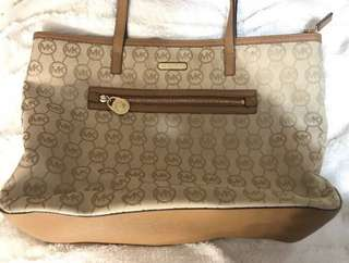 Large Michael Kors Tote Bag