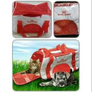🚚 限量品 皇家寵物側開網袋 外出提袋/適用8公斤以下寵物