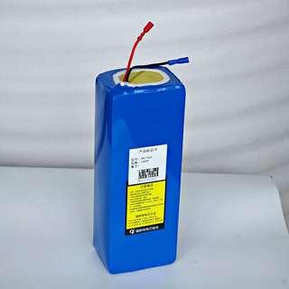 Lithium 36v 48v 60v 72v for ebike