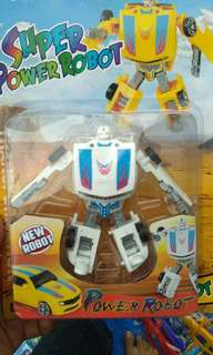 Robot transform