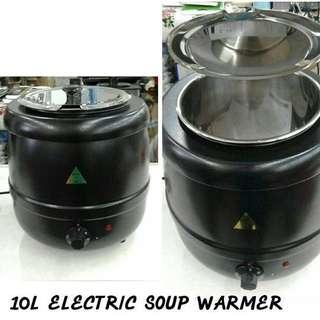 Pemanas Sup Eletrik