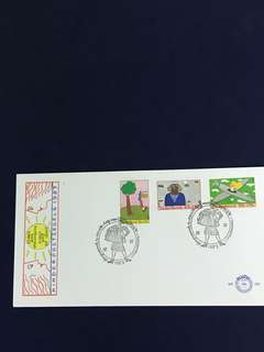Nederland FDC As In Pictures