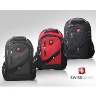 "SWISSGEAR Travel and Urban Backpack Fit Most 13"" to 15˝ - Black"