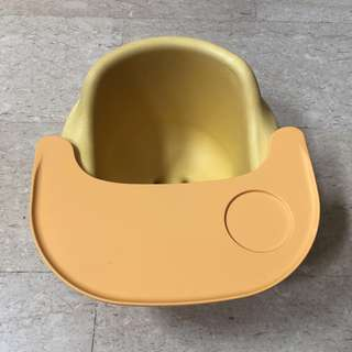 Baby Floor Seat with Tray (not Bumbo)