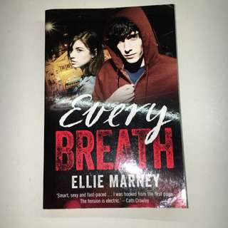 Every Breath by Ellie Marbey