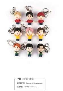 EXO FIGURE KEY RING