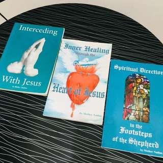 CHRISTIAN SPIRITUALITY BOOKS (Rare Collection)