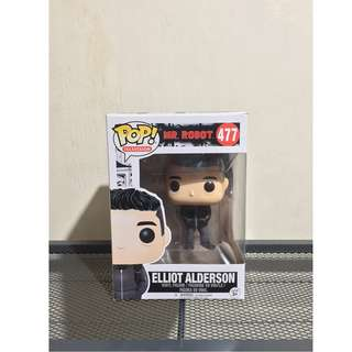 Funko Pop Television - Elliot Alderson without Hood
