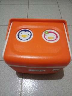 Cooler box Puku - baru belom pernah dipakai