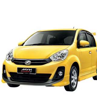 Car For Rent RM 100 *promo Hari Raya*