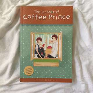 The First Shop OF Coffee Prince