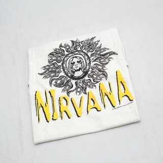 VTG NIRVANA ©2005 'KURT COBAIN' TSHIRT