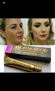 🚚 Dermacol waterproof makeup cover concealer foundation