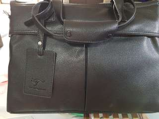 🚚 Genuine leather hand made handbag