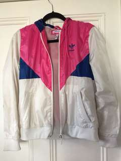 Adidas wind/bomber jacket