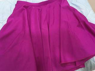 Elastic Waist Pull-On Ballets Dance Skirts