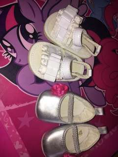 Carters New Born Shoes for Baby Girl